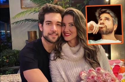 Lenard Vanderaa y Daniella Álvarez, exreina que ya presentó a Daniel Arenas como su nuevo amor