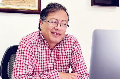 Gustavo Petro logra que Colombia Humana sea partido Político