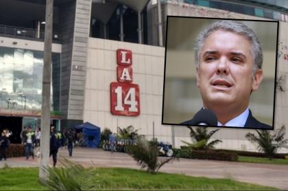 La 14 no se salvó en Colombia, será liquidada y el gobierno de Iván Duque no pudo salvarla.