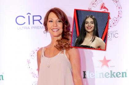 Amparo Grisales y Jessica Cediel en nota sobre pelea que ellas tuvieron y otras más que protagonizó Grisales