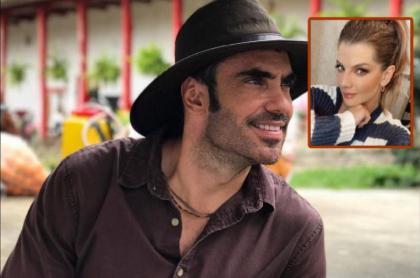 Lincoln Palomeque y Carolina Cruz, pareja que estuvo en boca de seguidores por una publicación de la presentadora