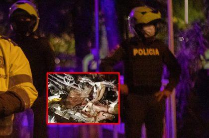 Policías serán investigados por el caso de Enrique Vives.