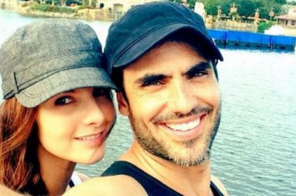 Carolina Cruz, presentadora de Caracol, habló por primera sobre su actual relación con Lincoln Palomeque y por qué han estado tan separados.