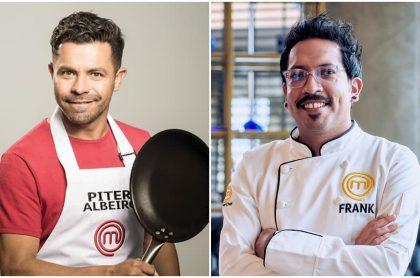 Cuál es la relación de Piter Albeiro y Frank Martínez previo a capítulo de 'Masterchef'.