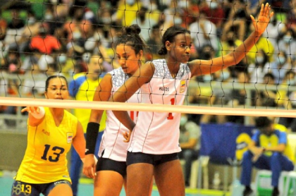 Colombia clasificó por primera vez al Mundial de voleibol femenino