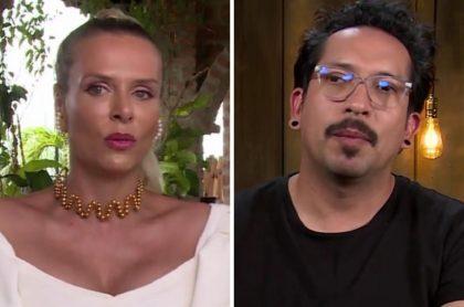 'Masterchef': Catalina Maya fue eliminada y Frank atacó a las cuatro babys