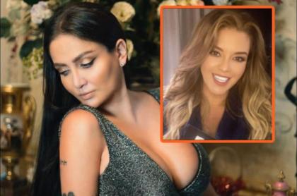 Alicia Machado y su pelea con la modelo erótica Celia Lora, que se quiere desquitar en 'La casa de los famosos'