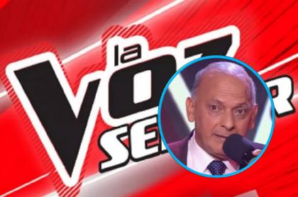 José, participante de 'La voz senior'