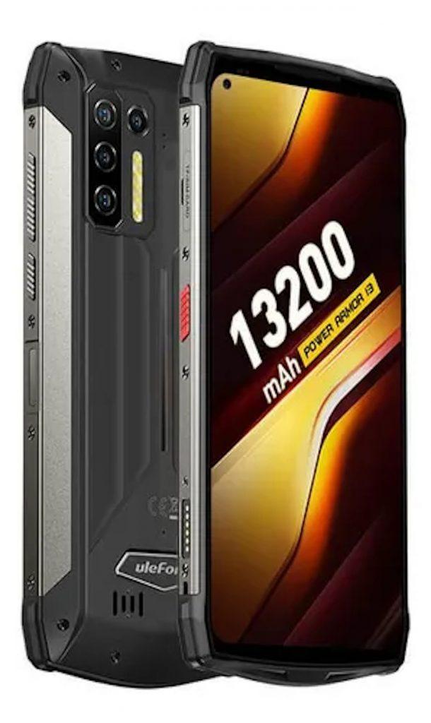 Ulefone / Celular con batería de alta duración.