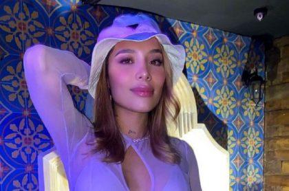 Luisa Fernanda W sorprendió a todos sus seguidores y mostró el nuevo cambio de 'look' que se realizó. Lina Tejeiro la elogió.
