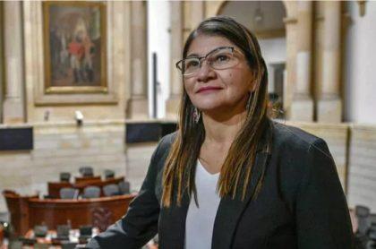 Sandra Ramírez, para nota de polémica declaración de las comodidades de los secuestrados