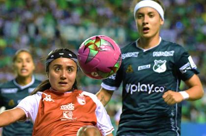 Santa Fe y Deportivo Cali ya tienen grupos en la Copa Libertadores Femenina.