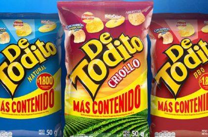 Encontraron cucaracha en paquete de De Todito (video)