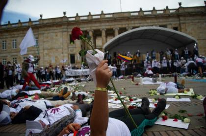 ONU lamentó creciente cantidad de desmovilizados de las Farc muertos tras firmar la paz.