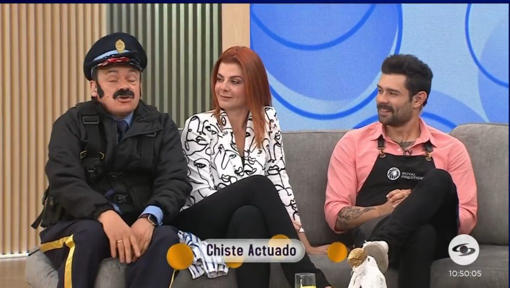 Captura de pantalla: Caracol Televisión