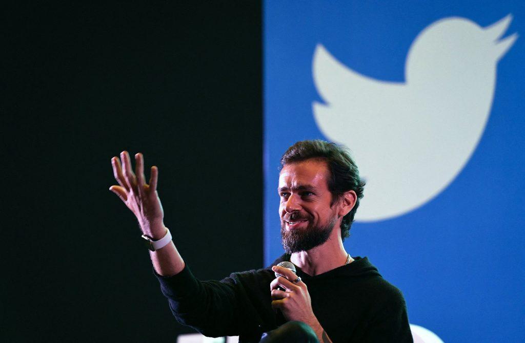 CEO y cofundador de Twitter, Jack Dorsey / AFP