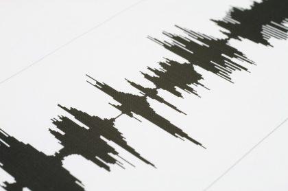 Imagen que ilustra un sismo en Colombia