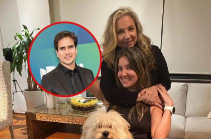 Daniel Arenas, mamá de Daniella Álvarez y ella en nota sobre quién es la madre y qué tiene que ver con la relación de las celebridades