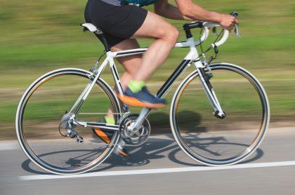 Imagen de cicla que ilustra nota; Ciclista asaltado en Bogotá iba a competir en carrera en Casanare