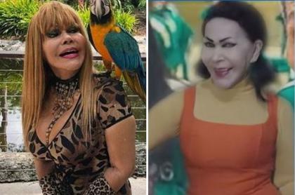 Judith Bustos, cantante conocida como la 'Tigresa del oriente'