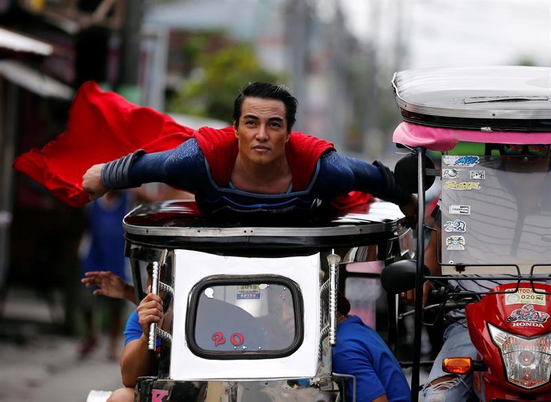 Herbert Chavez Superman 1