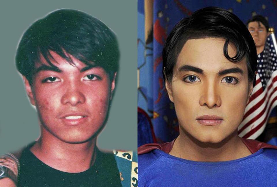 Herbert Chavez antes de superman