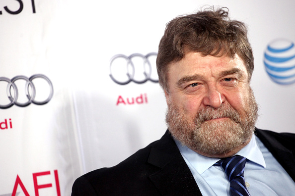 """HOLLYWOOD, CA - NOVEMBER 10: Actor John Goodman attends the AFI FEST 2014 presented by Audi """"The Gambler"""" premiere held at the Dolby Theatre on November 10, 2014 in Hollywood, California. (Photo by Tommaso Boddi/WireImage)"""